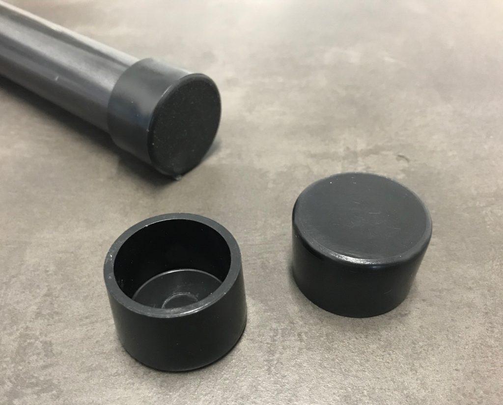 25mm Plastic Ferrule Cap